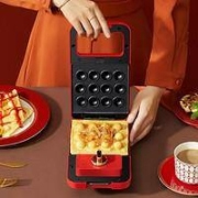 HYUNDAI 现代电器 QC-KP6216 三明治机 提手款