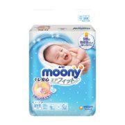 88VIP! moony 尤妮佳 新生儿纸尿裤 NB90