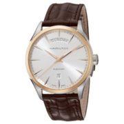 HAMILTON 汉米尔顿 H42525551 Jazzmaster 男士机械手表