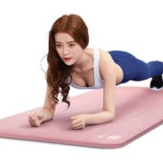健身必备!奥义 瑜伽垫健身垫套装2件套