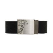 Versace Collection 男士美杜莎半脸板扣腰带 V91203S-VM00260-V000 黑色 90cm270元