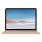 Microsoft/微软Surface Laptop 3 超薄本 触控笔记本 砂岩金 13.5英寸 十代酷睿i5 8G 256G SSD 金属材质键盘