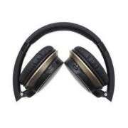 audio-technica 铁三角 AR3BT 头戴式耳机 黑色
