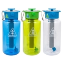 Lunatec Aquabot 压力喷射水壶喷雾瓶骑行运动水杯水瓶