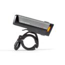 TREK崔克Bontrager lon Elite R充电LED自行车日夜骑行前车灯 黑灰色