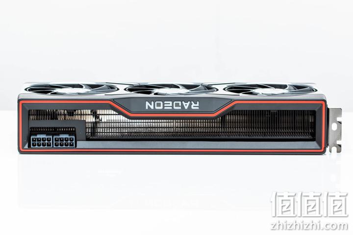AMD Radeon RX6900XT公版显卡散热鳍片