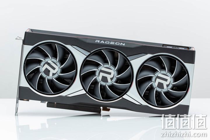 AMD Radeon RX6900XT公版显卡本体