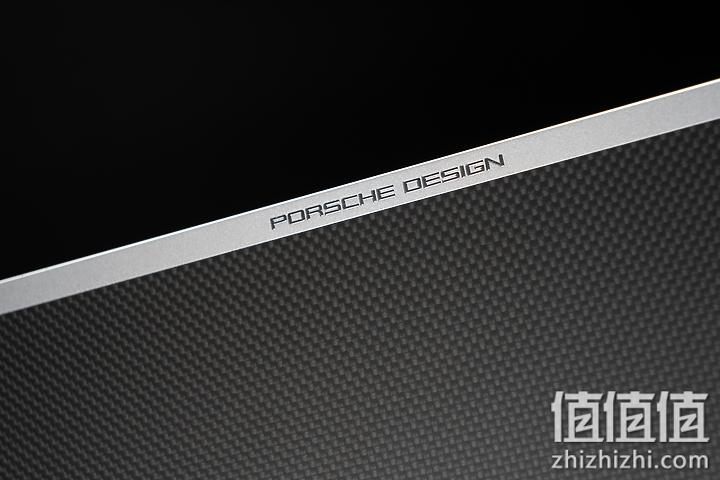 Acer 宏碁 Book RS 保时捷限量版笔记本电脑的保时捷标志