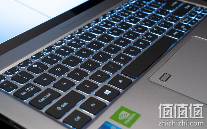 Acer 宏碁 Book RS 保时捷限量版笔记本电脑键盘支持背光