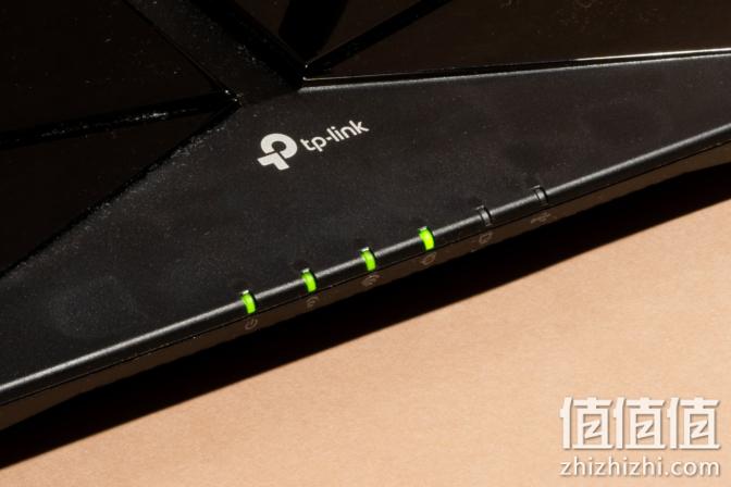 TP-Link Archer AX50 WiFi路由器的指示灯
