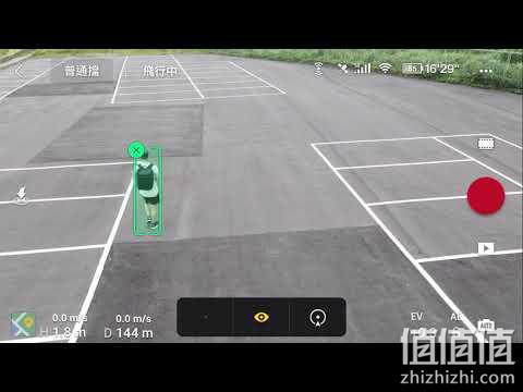 DJI 大疆 Mini 2 无人机的智能跟随功能