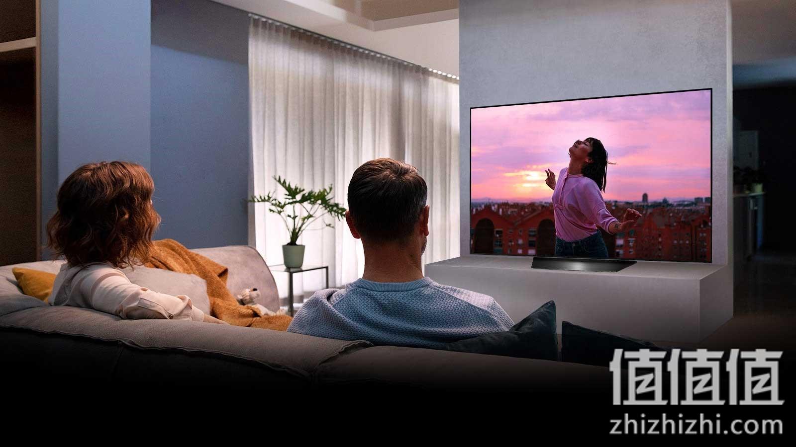 LG OLED48CXPCA 48英寸4K OLED电视显示器