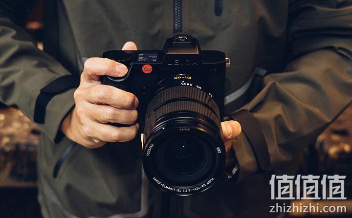Leica 徕卡 SL2-S 全画幅无反 握持图