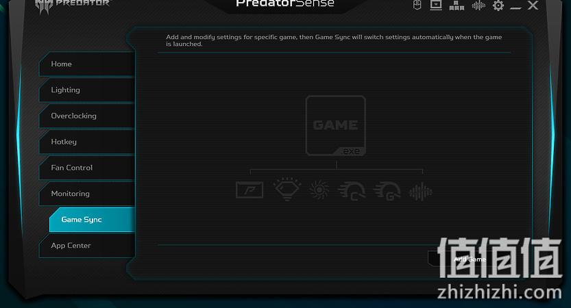 Acer 宏碁 掠夺者战斧700 游戏本游戏同步设置