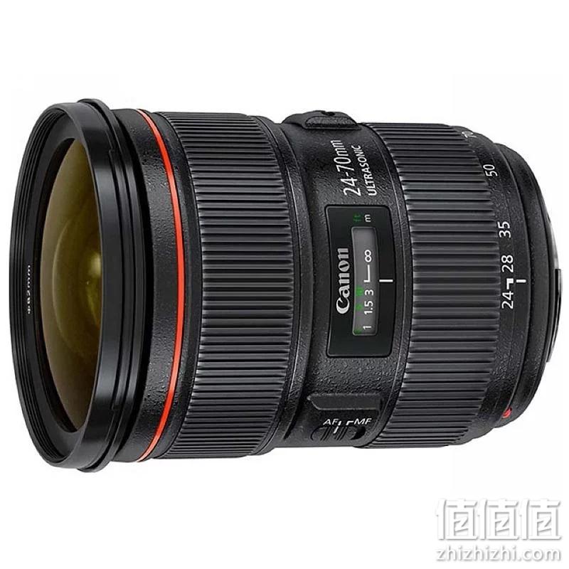 Canon 佳能EF 24-70mm f/2.8L II USM 标准变焦镜头