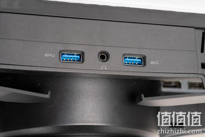 Alienware 外星人 AW2521H游戏显示器的接口