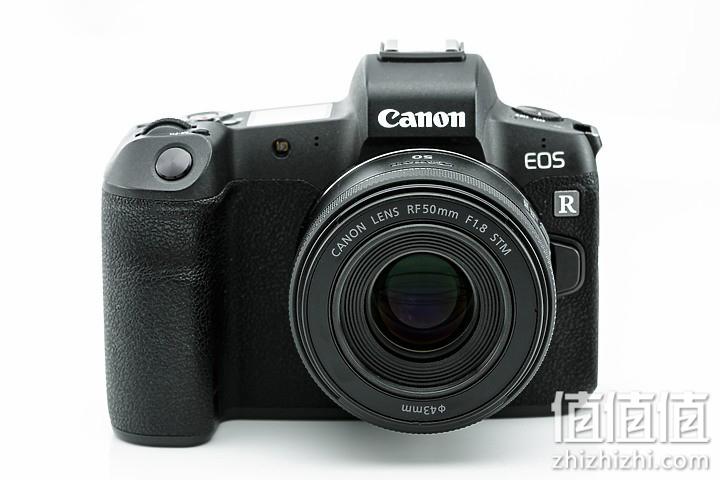 Canon 佳能 RF 50mm f/1.8 STM搭配EOS R机身