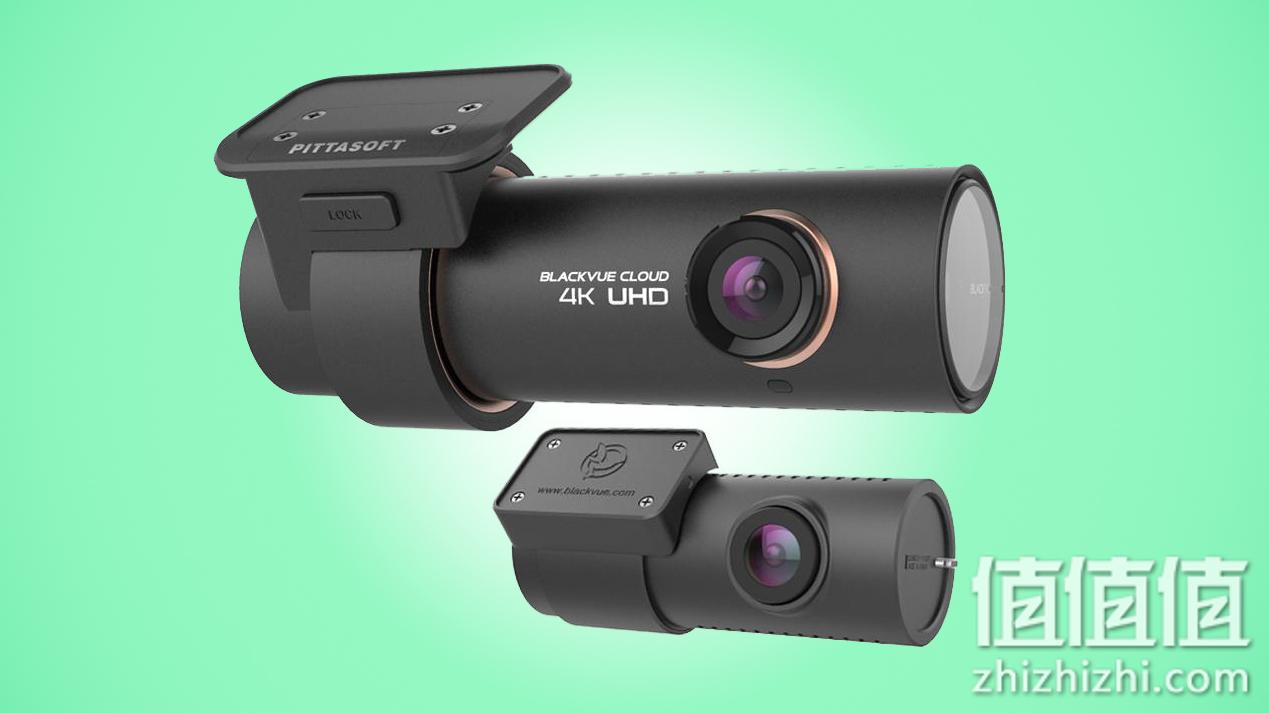 BlackVue 口红姬 DR900S-2CH 双镜头行车记录仪