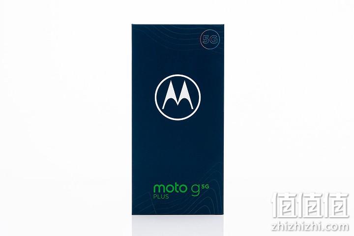 Motorola 摩托罗拉 Moto g 5G Plus 包装盒