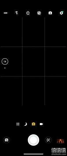 Motorola 摩托罗拉 Moto g 5G Plus手机相机拍摄界面