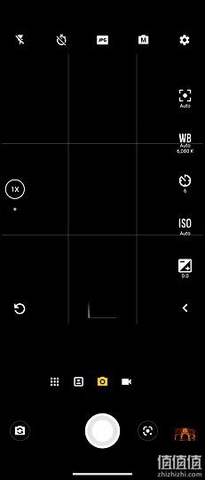 Motorola 摩托罗拉 Moto g 5G Plus相机专业模式