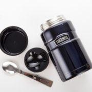 THERMOS 膳魔师 SK-3000 不锈钢焖烧罐(深蓝色 470ML)
