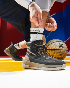 ANTA 安踏   汤普森系列 男士篮球鞋
