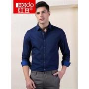 HODO 红豆 DXHOC062S 男士长袖衬衫