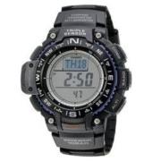 CASIO 卡西欧 SGW-1000-1ACR 男士户外运动手表