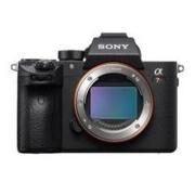 SONY 索尼 Alpha系列 Alpha 7R III 全画幅微单数码相机 单机身 黑色