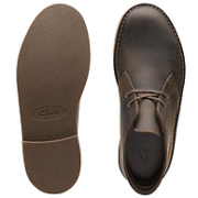 8.5M码:Clarks 其乐 Bushacre 2 男士沙漠靴