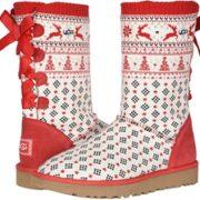 UGG Zappos 20th x Holiday 女士纪念版雪地靴