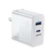 5日0点:睿量 双口GaN氮化镓65W 充电器 1C1A59元包邮(需用券)