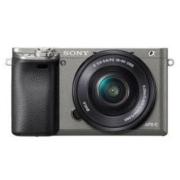 SONY 索尼 Alpha系列 Alpha 6000L 微单数码相机 标准套机 石墨灰