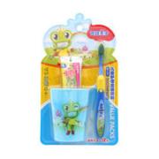 FROGPRINCE 青蛙王子 儿童护理套装牙刷 *2件