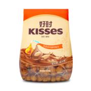 好时之吻 Kisses 巴旦木牛奶巧克力  500g*3件