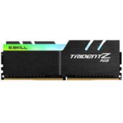 G.SKILL 芝奇 幻光戟RGB DDR4 3200频率 台式机内存条 16GB