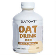 OATOAT 燕麦奶无蔗糖 280ml*15瓶
