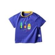 Mini Balabala 迷你巴拉巴拉 儿童短袖T恤 *3件