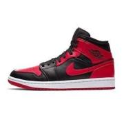 NIKE 耐克 Air Jordan 1 Mid 554724-074 男士篮球鞋