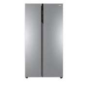 Haier 海尔 BCD-527WDPC 变频对开门冰箱 527L 月光银2999元