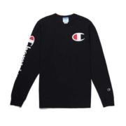 Champion 冠军 GT47-Y07789 Life系列 男女长袖T恤119.4元包邮包税(立减)
