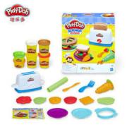 Play-Doh 培乐多 创意厨房 E0039 美味吐司套装 *4件
