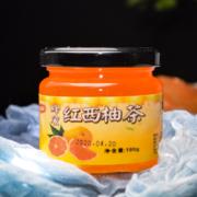 蜂连社 蜂蜜黄金 柚子茶500g*3罐装