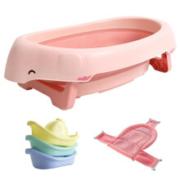 PLUS会员:rikang 日康 RK-X1023-1 婴儿洗澡盆 *2件