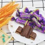 KDV 紫皮糖果巧克力 500g *2件
