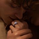 Darry Ring MY HEART 系列 简奢 18分H色SI1 白18K金钻戒