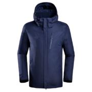 PELLIOT 伯希和  11940127男女三合一户外冲锋衣两件套