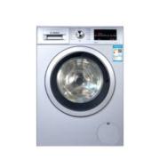 BOSCH 博世 4系 XQG100-WAP242682W 滚筒洗衣机 10kg 银色