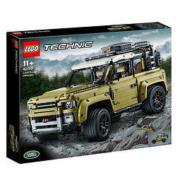 LEGO 乐高 TECHNIC 科技系列 42110 路虎卫士999元